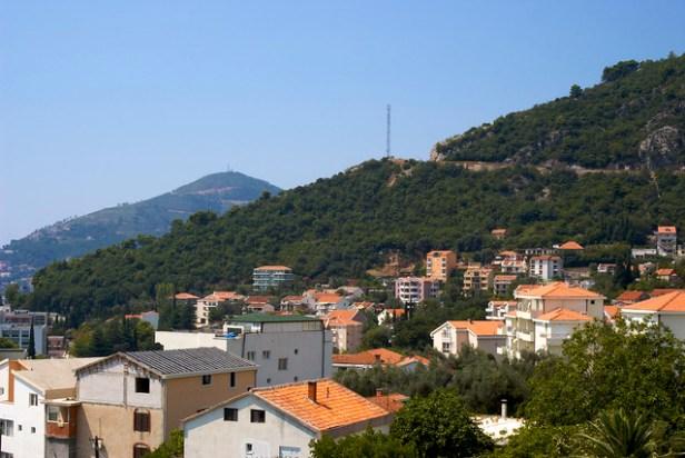 Бечичи, Чнрногория