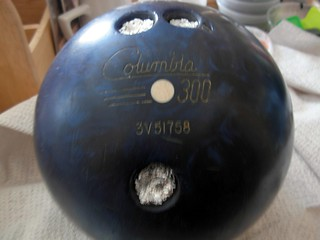 Bowling Ball Preparation
