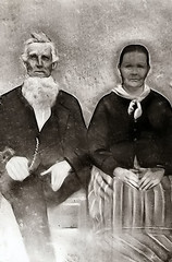 John Bright and Mary Jane Browder Bright my 2nd great grandparents
