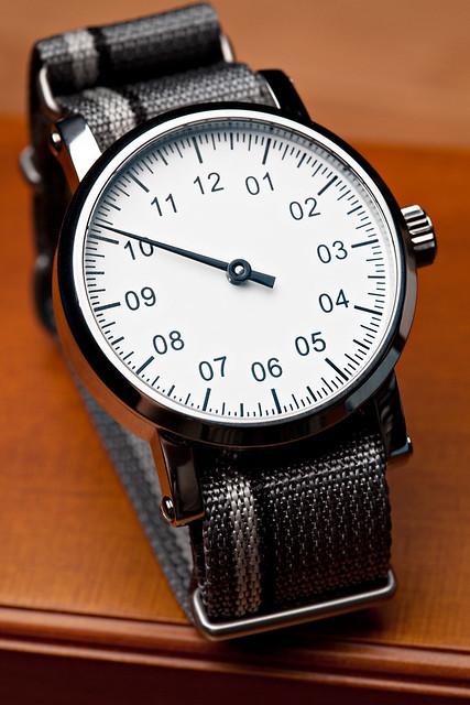 Custom SingleHand Watch  Flickr  Photo Sharing