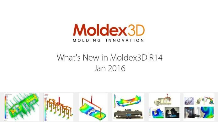 Coretech Moldex3D R14 64bit full