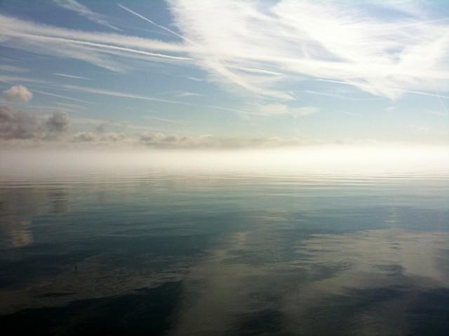 Heavenly Fog On The St. Johns