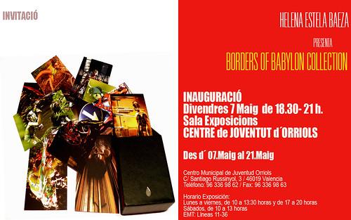 Invitació Expo