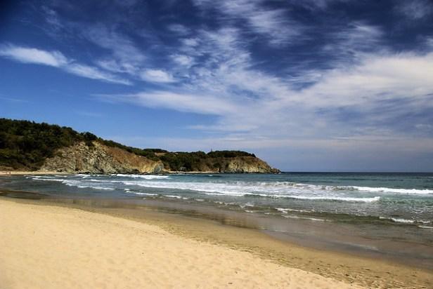 Пляж Силестар, Болгария
