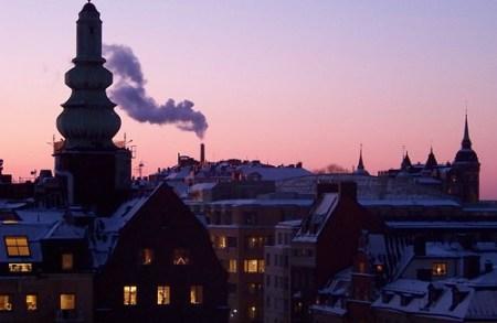 luoghi Millennium Trilogy Stoccolma