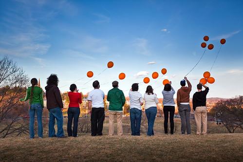 Community Balloon - Albany, NY - 10, Mar - 05