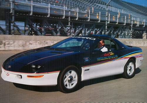 1993 Chevrolet Camaro Indy 500 Pace Car