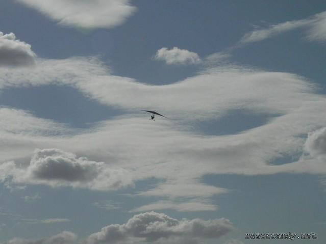 3 P1080898 Mainair - Pegasus Quantum _ City Airport - 2008 (5th July)