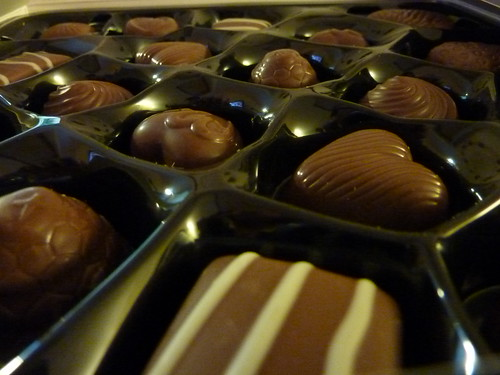 Cadbury Milk Tray