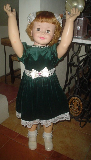 36 Inch Joanie Madame Alexander doll  Flickr  Photo Sharing