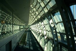 Haneda Airport Domestic Terminal (Tokyo International Airport)