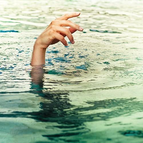 Water / Hand / Splash