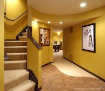 Basement Wall Paint Color Ideas