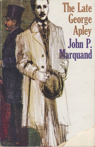 The Late George Apley, front
