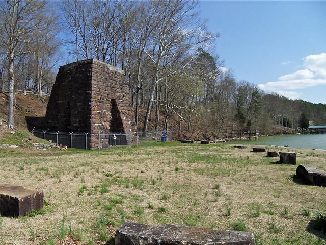 Cornwall Furnace V / Cedar Bluff, Alabama
