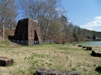 Cornwall Furnace V / Cedar Bluff, Alabama