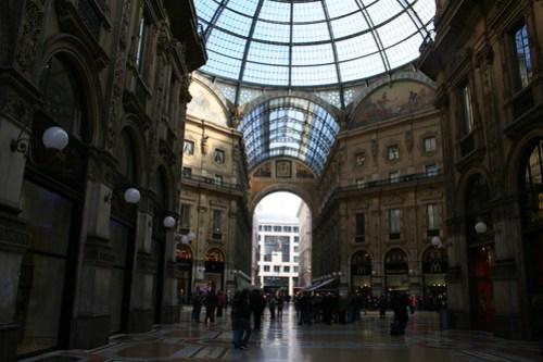 20091112 Milano 18 Galleria Vittorio Emanuele II 17