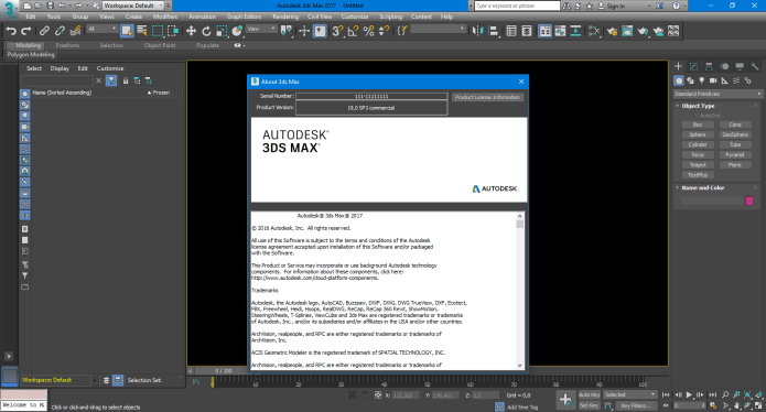 design with Autodesk 3ds Max 2017 SP3 x64 full license