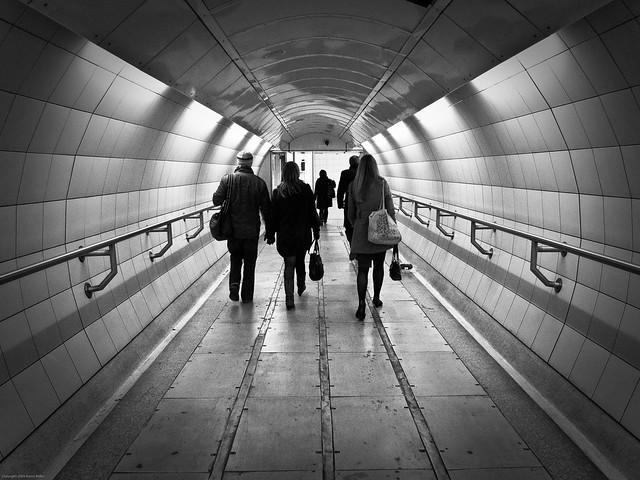 154/365 - Underground tunnels