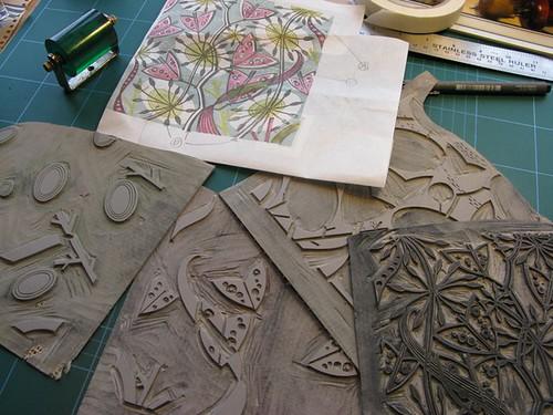 Work in progress by St. Jude's