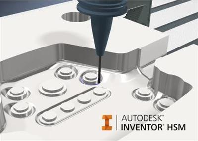 Autodesk Inventor HSM 2018 Build 5.1.3.51 x64
