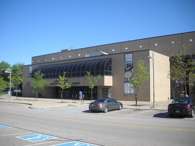 James Rhodes Arena
