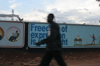 """""""Freedom of expression is your right"""""""