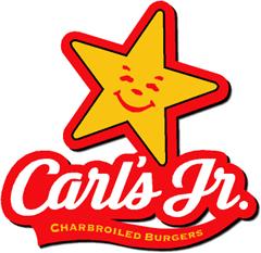 Carls jr Logo