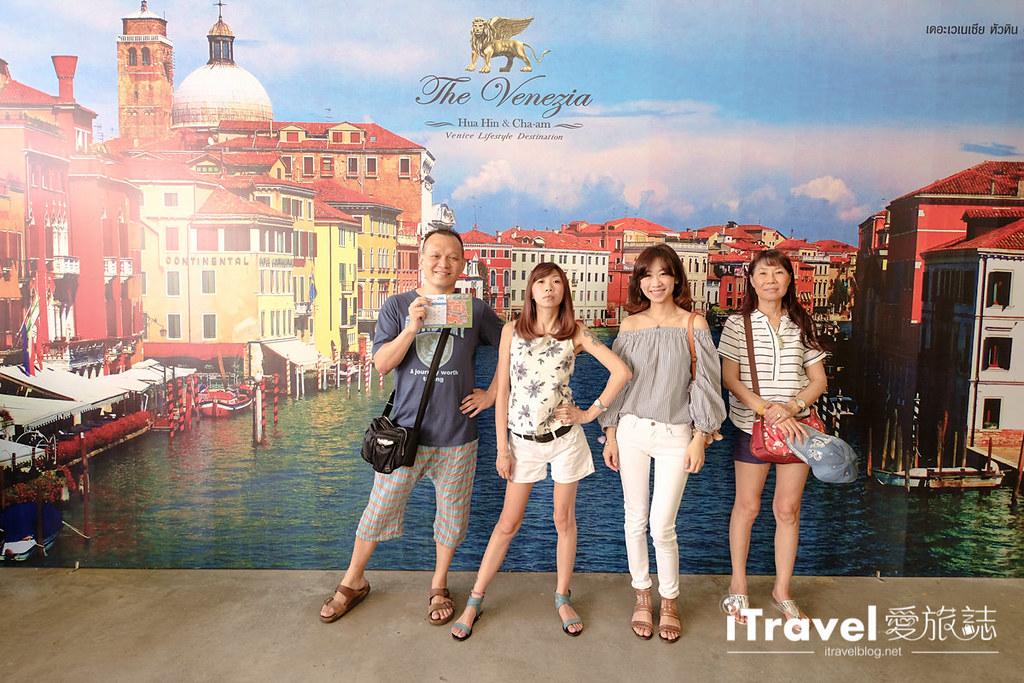 华欣景点推荐 小威尼斯The Venezia Hua Hin (5)