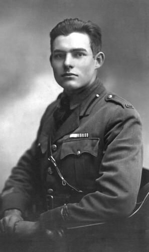 Ernest Hemingway, Milan 1918