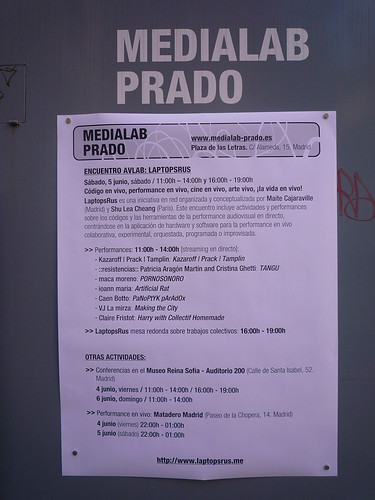 LaptopsRus - Medialab Prado
