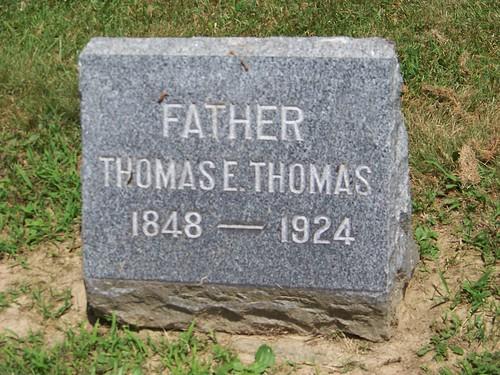 Thomas E. Thomas