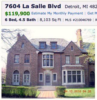 7604 La Salle Blvd Detroit  Flickr  Photo Sharing