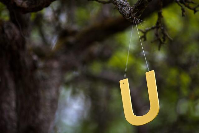 It's U