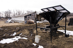 OSE's open source compressed earth brick press