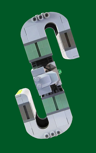 MOC-025 LEGO S Spaceship