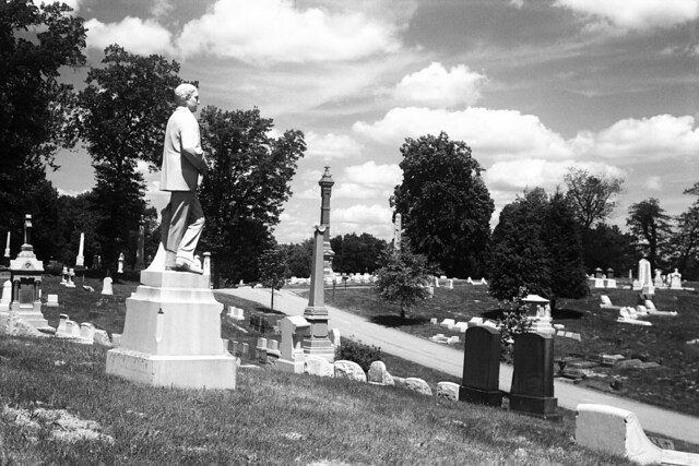 Allegheny Cemetery 2010 #1