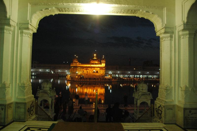 Serene and solace giving Golden Temple