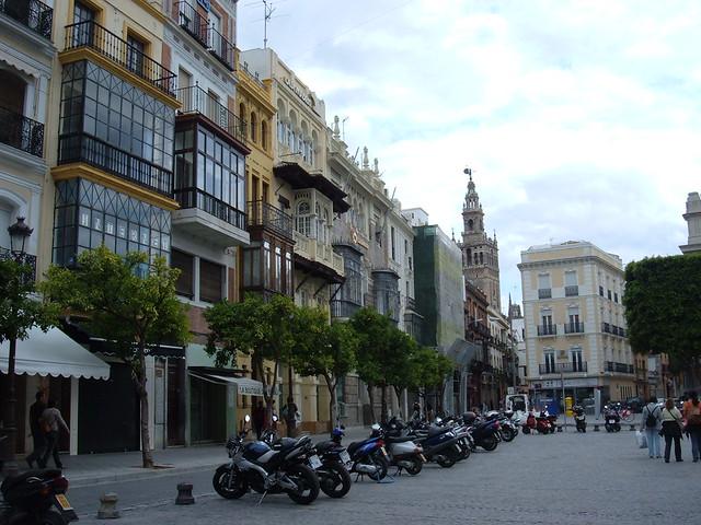 Travelling Dijuca Sevilla 2