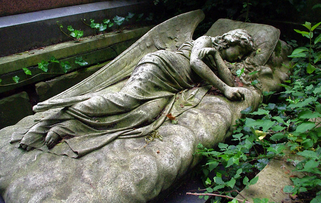 Highgate Cemetery, North London