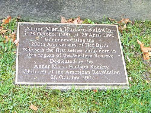 Anner Maria Hudston Baldwin