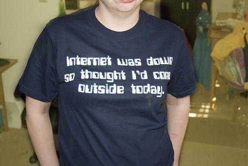 148/365 - Funniest Shirt Ever