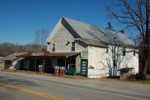 T. P. Wood Store