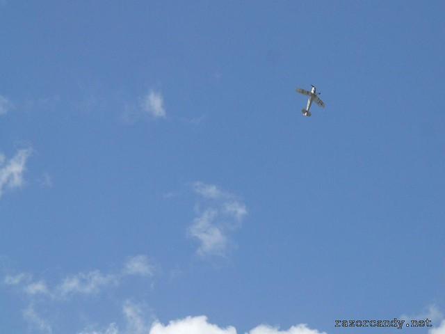 10 P1080409 Bücker Bü 131 'Jungmann' Casa 1-131 {G-BTDZ} _ City Airport - 2008 (5th July)