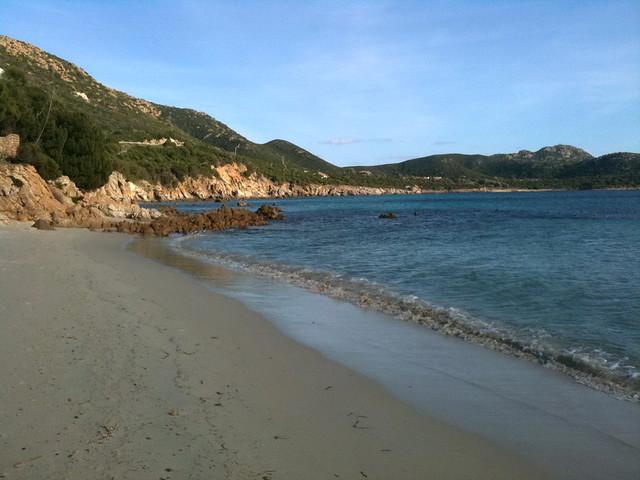 Tuerredda beach today