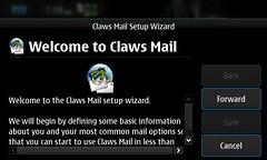 Claw's Mail Wizard