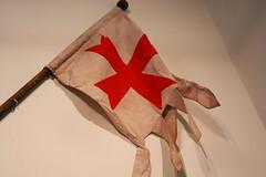 Bandera templaria