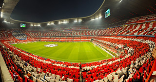 Champions League - Semifinal - Bayern Munich Vs. Lyon