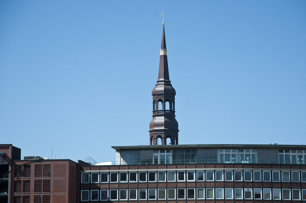 Spire of St Katharinen