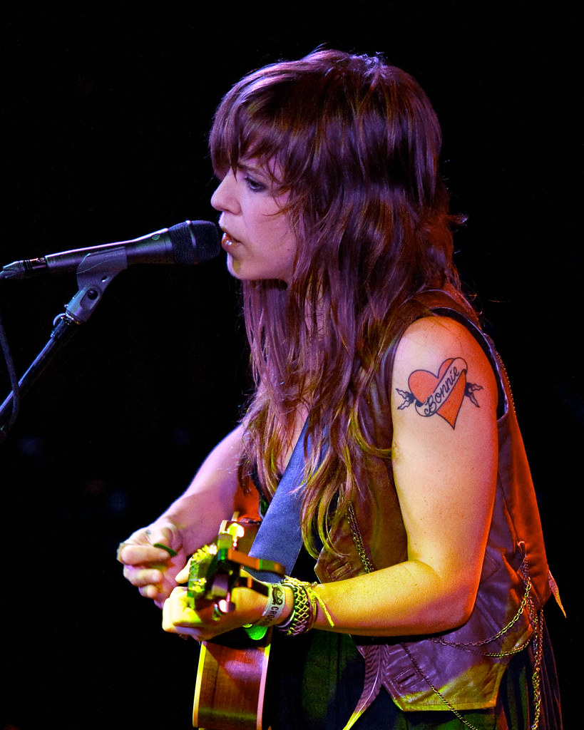 Serena Ryder on Flickr – photo by Kirk Stauffer